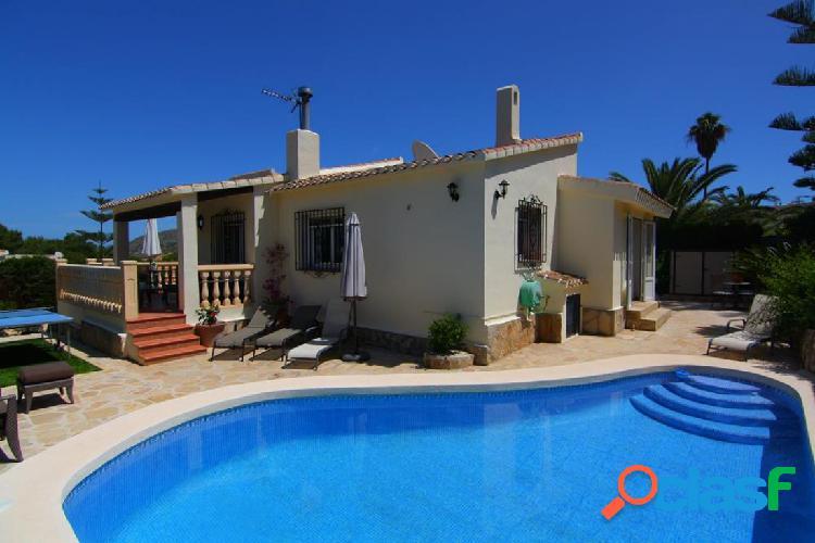 Impecable Villa en La Sella, Denia