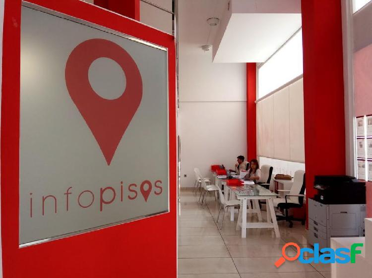 Infopisos vende local comercial completo