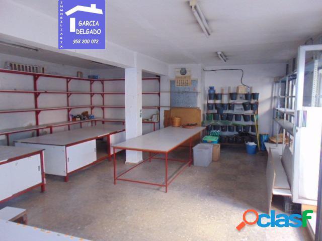 Inmobiliaria Garcia Delgado alquila local en Chana.