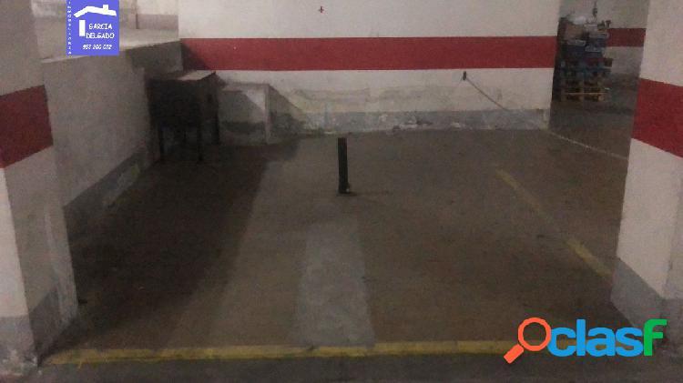 Inmobiliaria Garcia Delgado alquila plaza de garaje