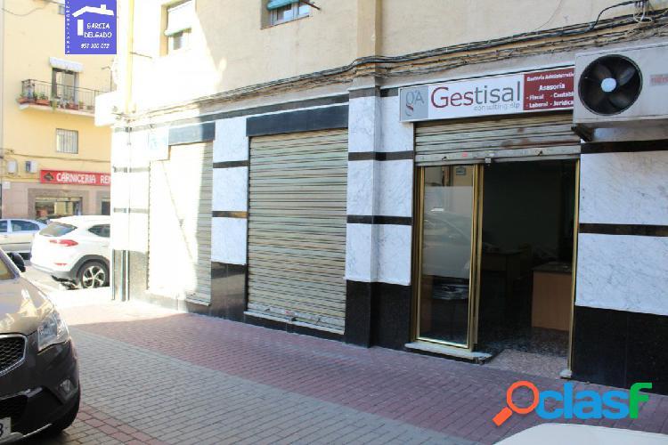 Inmobiliaria Garcia Delgado vende Local Comercial en la