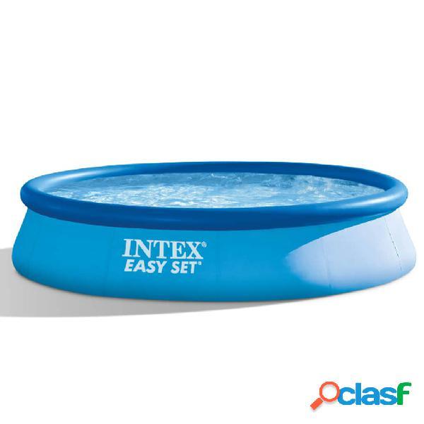 Intex Piscina Easy Set 396x84 cm 28143NP