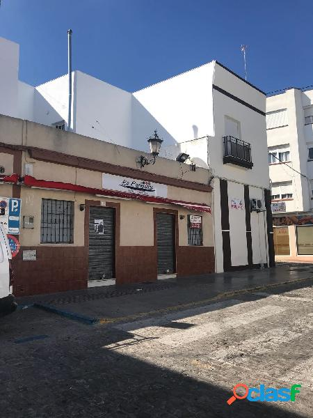 LOCAL COMERCIAL ADAPTADO A BAR