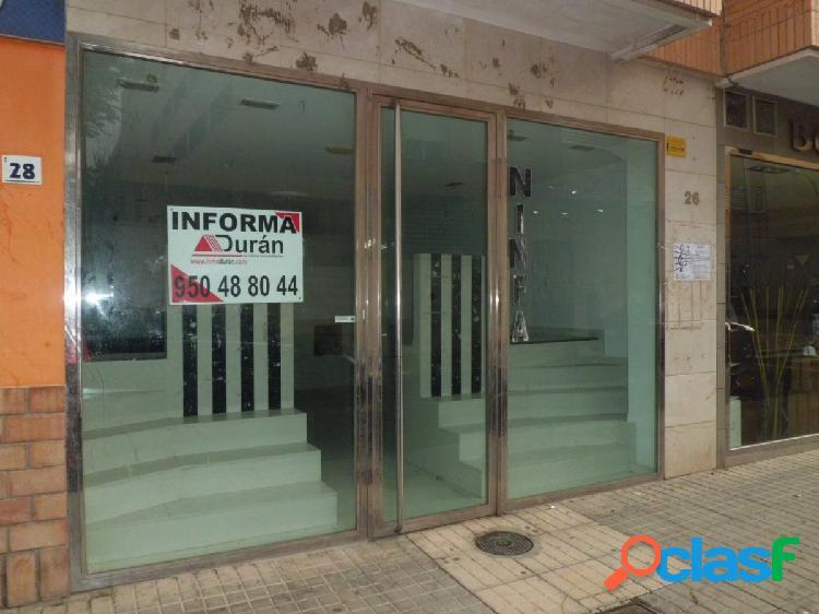 LOCAL COMERCIAL EN ALQUILER EN EL EJIDO, CENTRO EJIDO