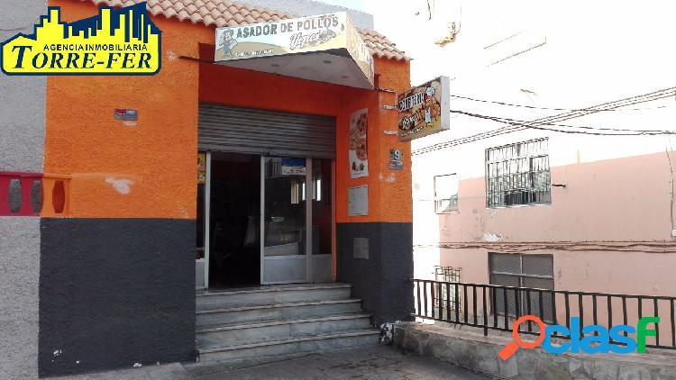 LOCAL COMERCIAL EN CALLE VIRGEN DE BEGOÑA