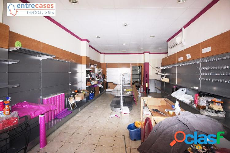 LOCAL COMERCIAL EN PLAYA DE PUERTO DE SAGUNTO