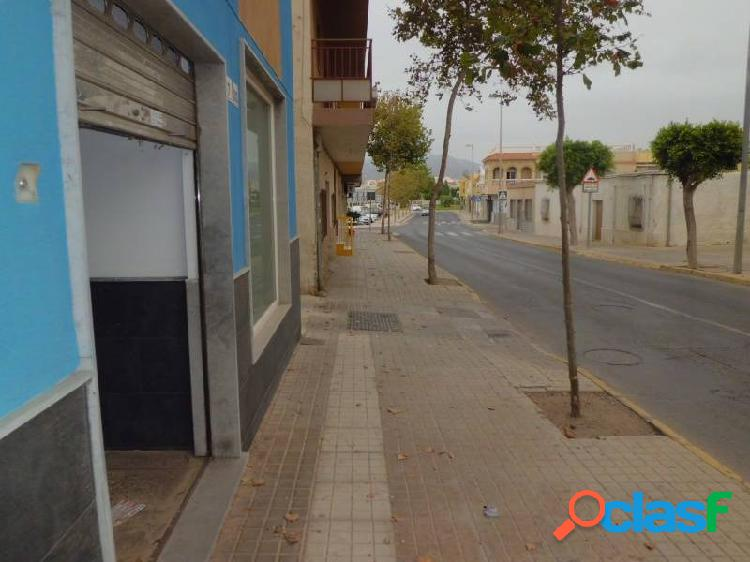 LOCAL COMERCIAL EN VENTA Y ALQUILER EN EL EJIDO, ZONA SANTO