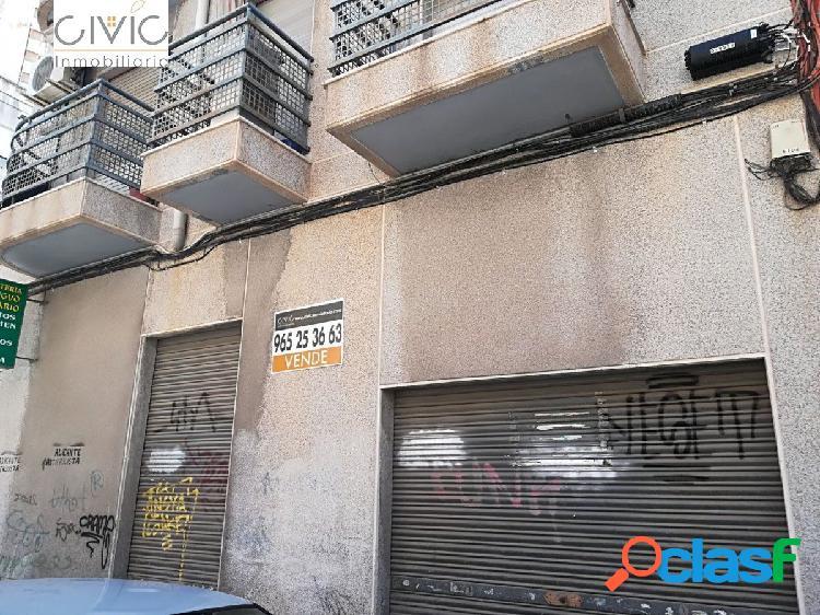 LOCAL COMERCIAL EN ZONA REPRESENTANTES PLAZA DE TOROS