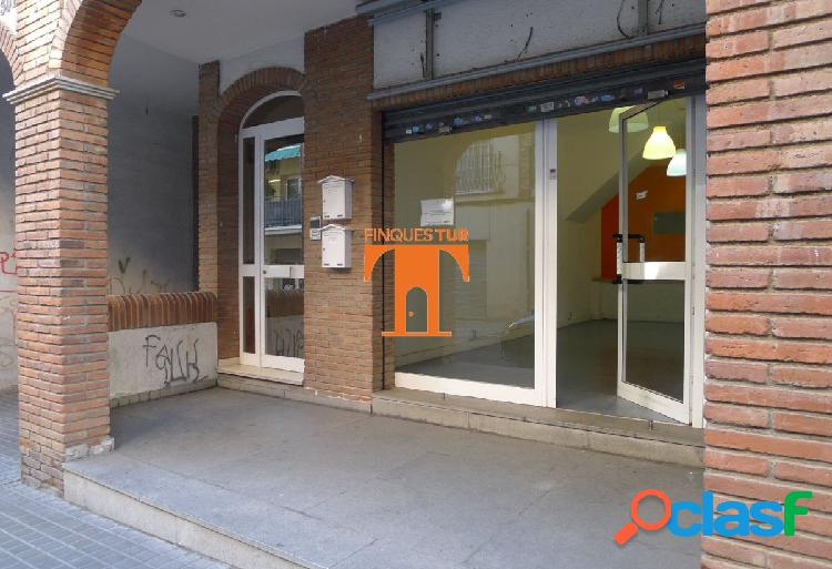 LOCAL COMERCIAL en ALQUILER en el CENTRO (calle Enric
