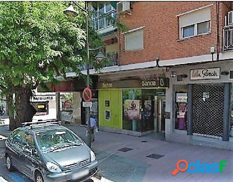 LOCAL EN MARQUESA VIUDA DE ALDAMA ALCOBENDAS, MADRID.