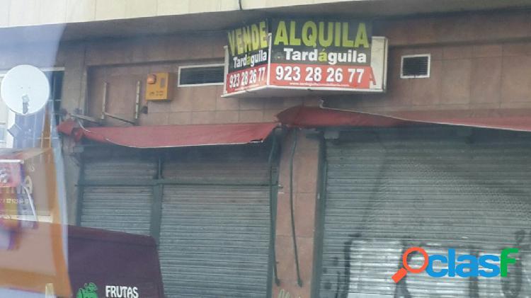 LOCAL EN ZONA DE ALAMEDILLA