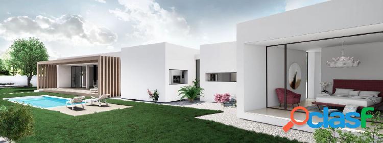 La vivienda de tus sueños, la casa que crece, con parcela