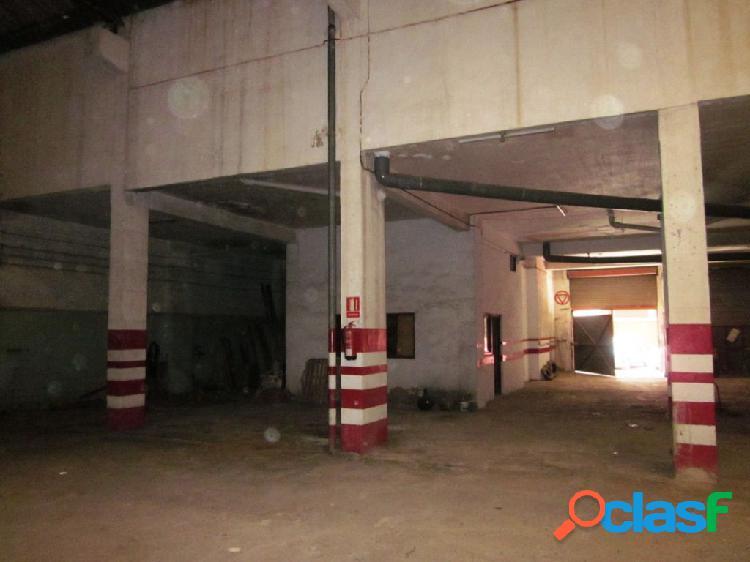 Local Comercial de 1163 metros cuadrados (antiguo garaje