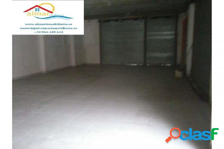 ¡Local Comercial de 220 m2 en Habaneras!