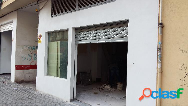 Local comercial ALQUILER en Almazora, 60 m., 2 aseos.