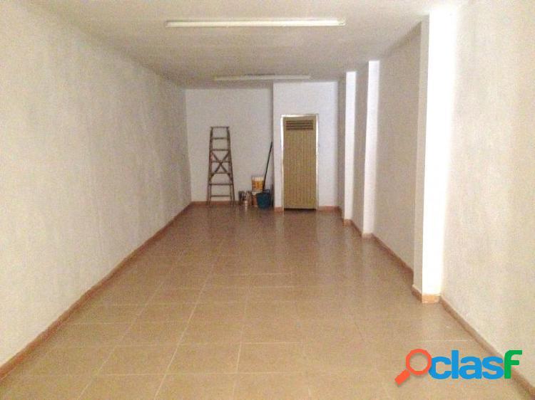 Local comercial ALQUILER en Castellón zona Centre, 70 m. de
