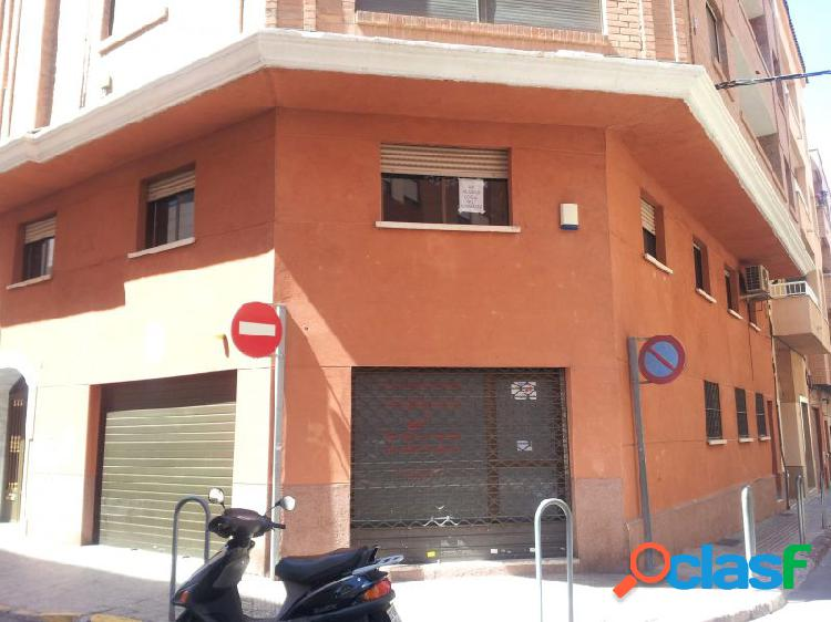 Local comercial ALQUILER en Castellón zona Parque ribalta,