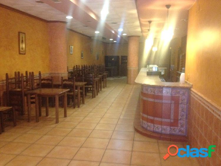 Local comercial (BAR) VENTA en Castellón zona Capuchinos,