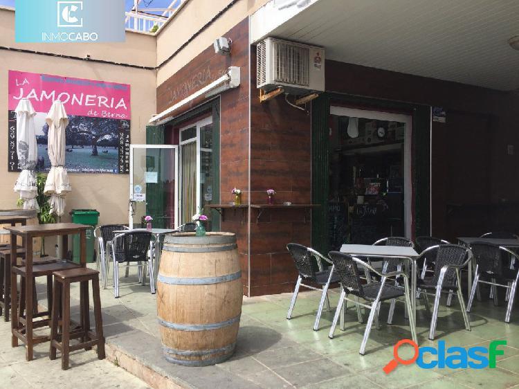 Local comercial con licencia en el centro de Cabo de Palos