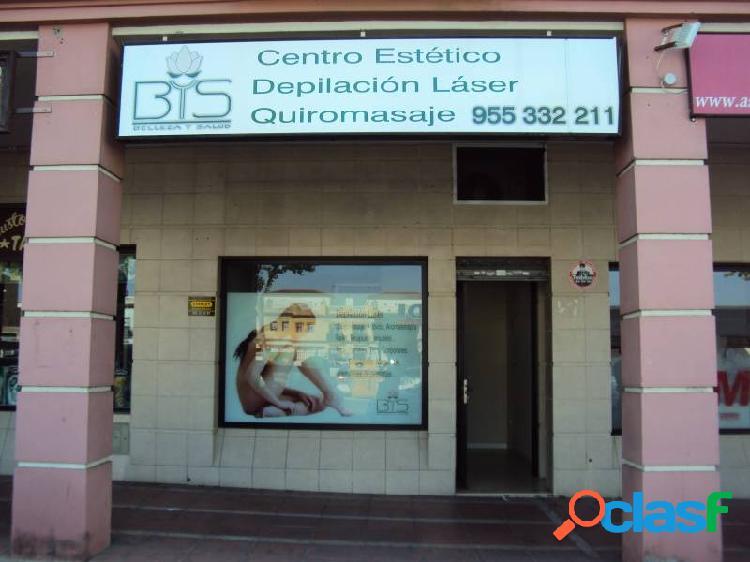 Local comercial en Avda. de España