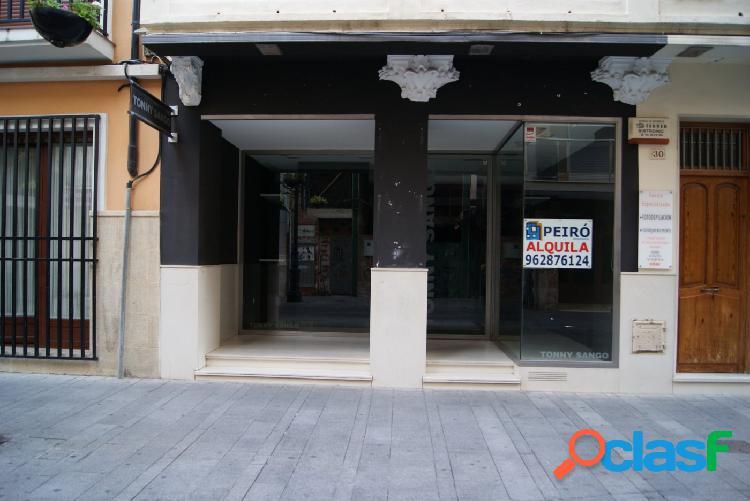 Local comercial en Calle San Francisco de Borja
