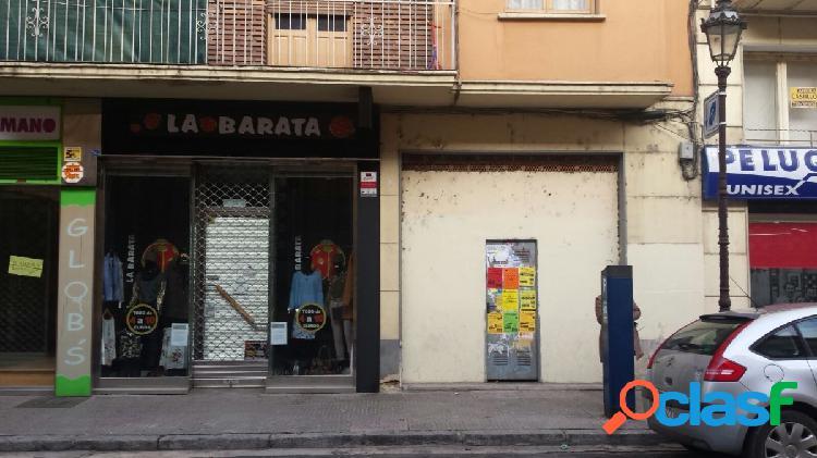 Local comercial en Calle San Pablo de Burgos
