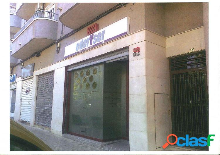 Local comercial en Elche zona Altabix, 100 m2