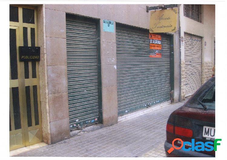 Local comercial en Elche zona Altabix, 130 m2 de superficie