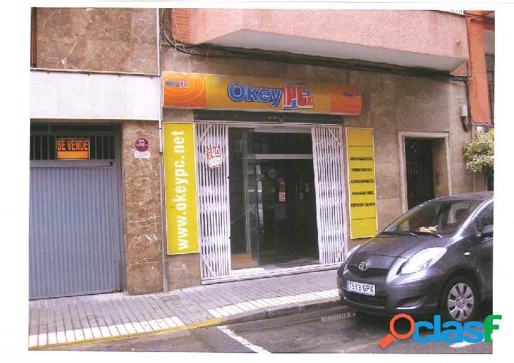Local comercial en Elche zona Altabix, 135 m2
