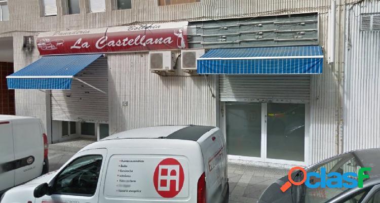 Local comercial en Elche zona Altabix, 224 m2 + 30M2 Altillo