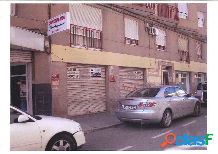 Local comercial en Elche zona Altabix, 85 m. de superficie