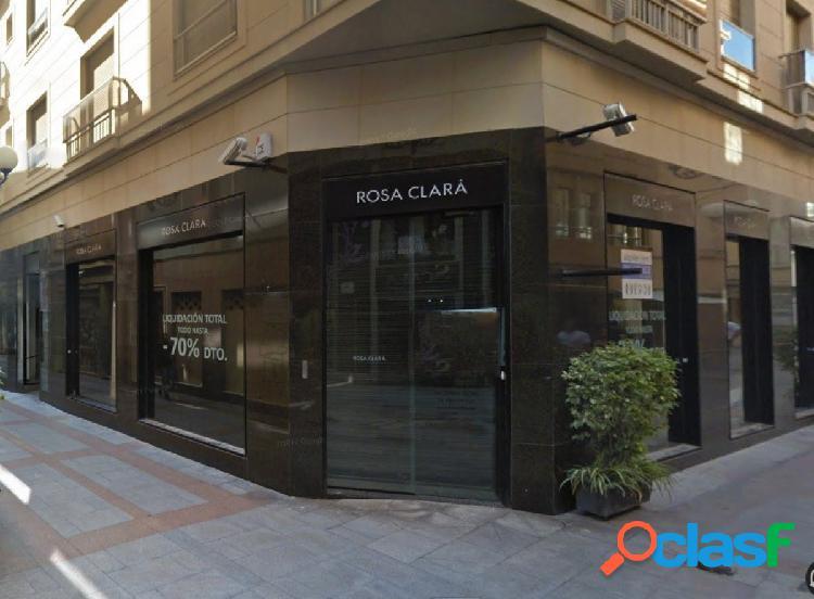 Local comercial en Elche zona Centro, 140 m2