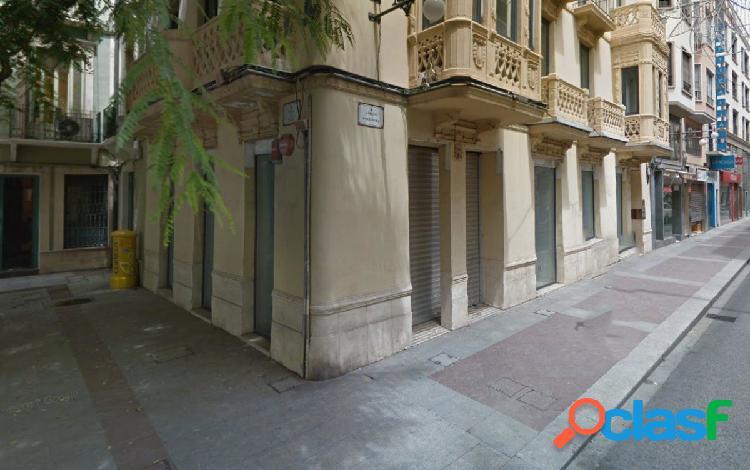 Local comercial en Elche zona Centro, 221m2 y 232m2 en 1ª