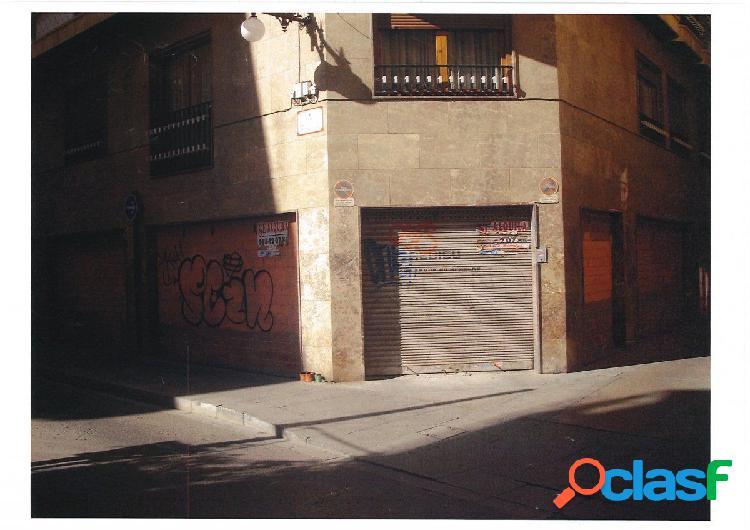 Local comercial en Elche zona Centro, 575 m2.