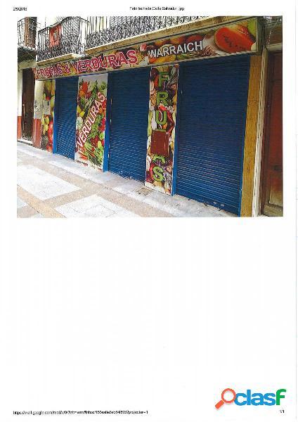 Local comercial en Elche zona Centro, 65 m2.