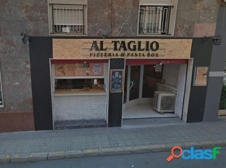 Local comercial en Elche zona Centro, 68 m. de superficie
