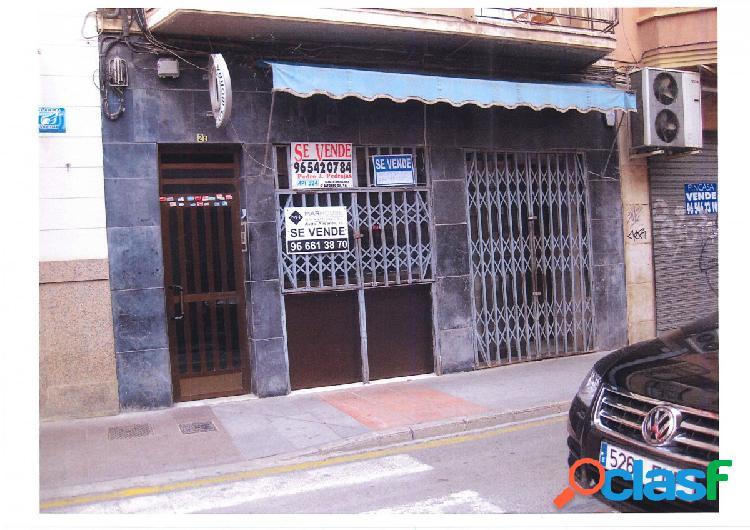 Local comercial en Elche zona Centro (Mercado Central), 140