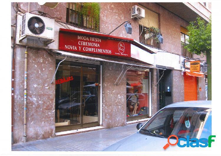 Local comercial en Elche zona Corazón de Jesús, 380 m2