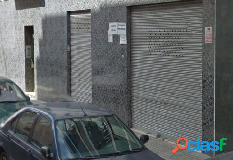 Local comercial en Elche zona Plaza Barcelona, 80 m. de
