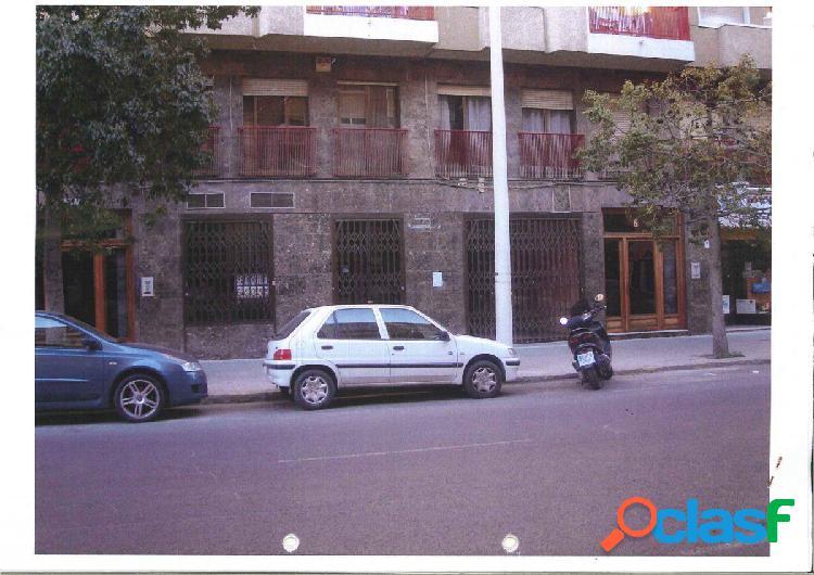 Local comercial en Elche zona Plaza Benidorm, 230 m