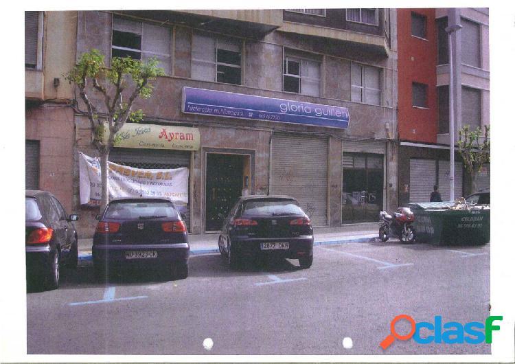 Local comercial en Elche zona Plaza Crevillente, 35 m. de
