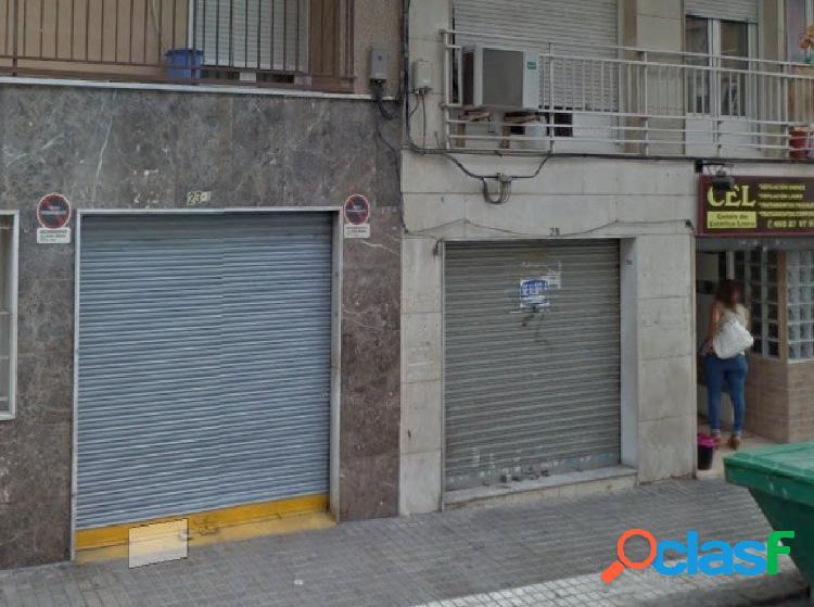 Local comercial en Elche zona Plaza Crevillente, 60 m. de