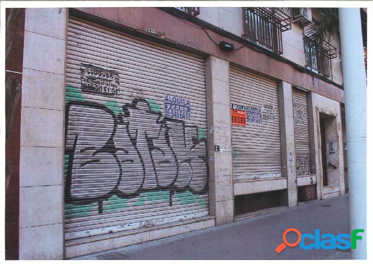 Local comercial en Elche zona Plaza Obispo Siuri, 225 m2