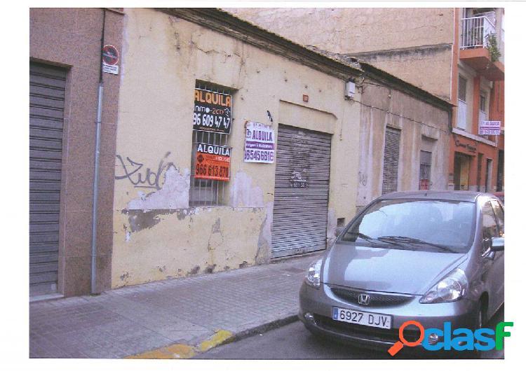 Local comercial en Elche zona Raval - Puertas Coloradas, 100