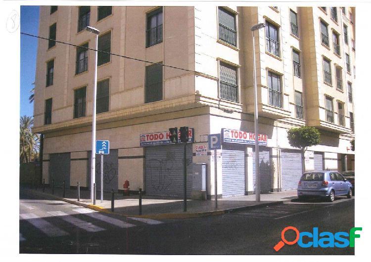 Local comercial en Elche zona Raval - Puertas Coloradas, 300
