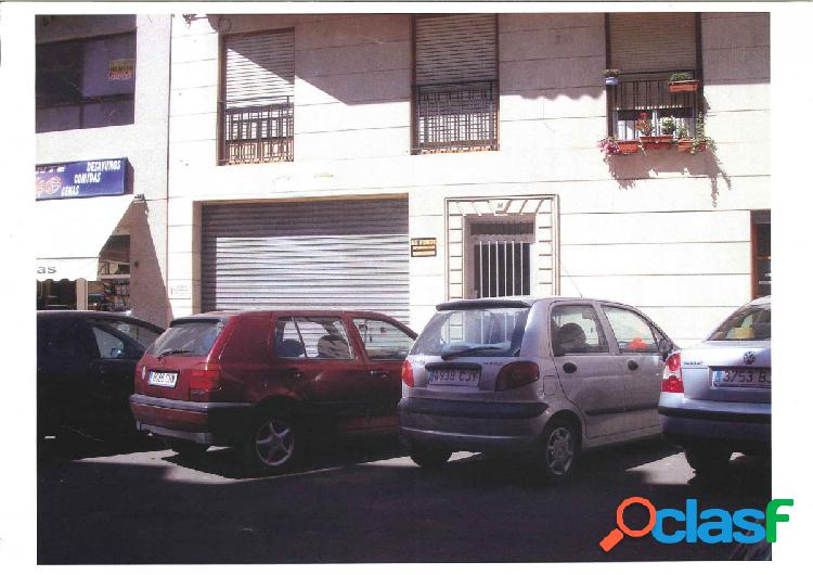 Local comercial en Elche zona Sector Quinto, 100 m. de