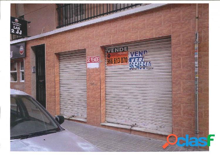 Local comercial en Elche zona Sector Quinto, 101 m. de