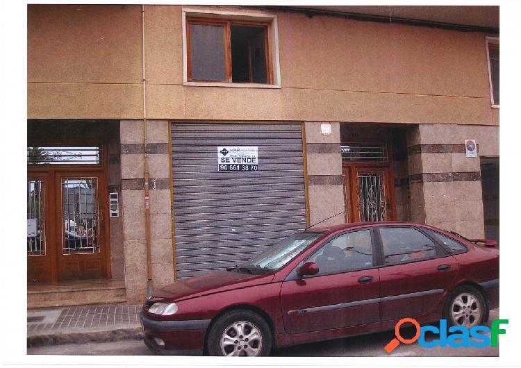 Local comercial en Elche zona Sector Quinto, 120 m2