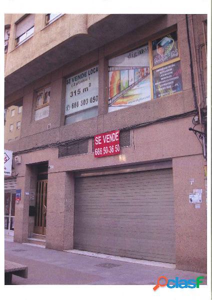 Local comercial en Elche zona Sector Quinto, 200m2 de