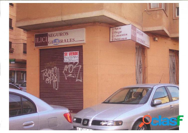 Local comercial en Elche zona Sector Quinto, 47 m. de